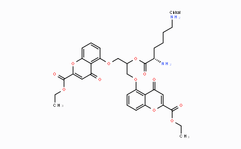 110816-79-0 | Cromoglicate lisetil