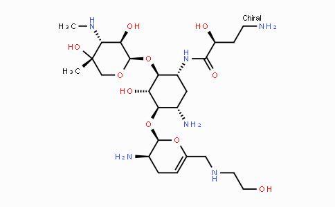 MC34492 | 1154757-24-0 | Plazomicin