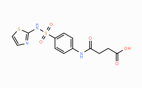 116-43-8 | Anhydrous Succinylsulfathiazole