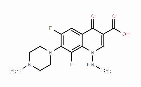 100276-37-7 | Marbofloxacin Impurity C