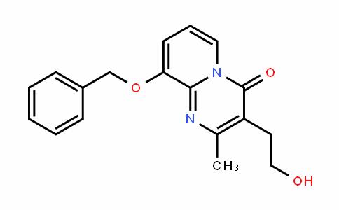 1008796-22-2 | 9-(苄氧基)-3-(2-羟基乙基)-2-甲基-4H-吡啶并[1,2-a]嘧啶-4-酮