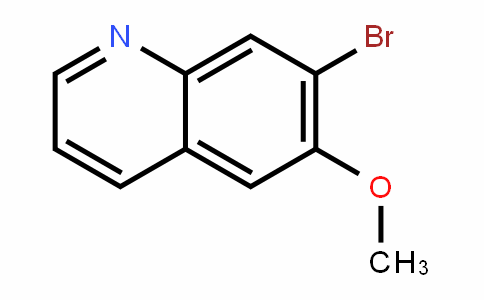 MC446811 | 103028-33-7 | 7-Bromo-6-methoxyquinoline
