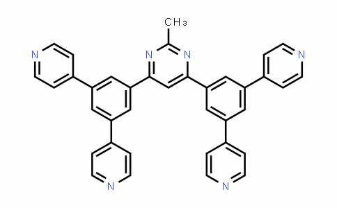 MC455535 | 1030380-51-8 | 4,6-Bis(3,5-di(pyridin-4-yl)phenyl)-2-methylpyrimidine