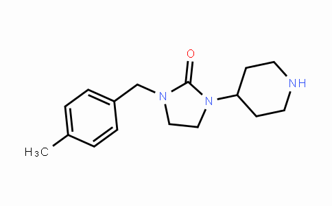 1031582-50-9 | 1-(4-Methylbenzyl)-3-piperidin-4-ylimidazolidin-2-one