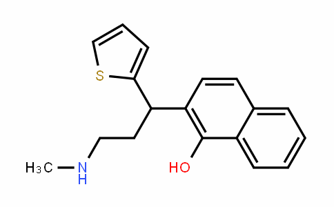 MC445537 | 1033803-59-6 | 2-(3-(methylamino)-1-(thiophen-2-yl)propyl)naphthalen-1-ol