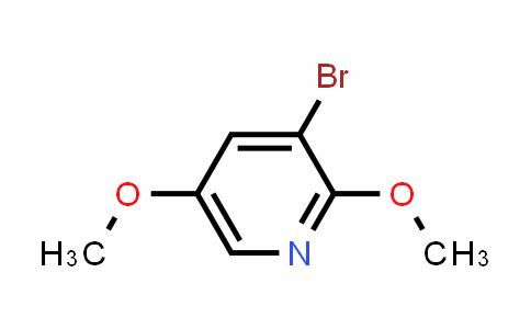 1093951-75-7 | 3-Bromo-2,5-dimethoxypyridine