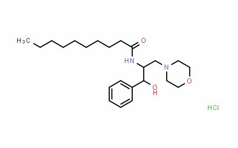109836-82-0 | D-threo-1-Phenyl-2-decanoylamino-3-morpholino-1-propanol