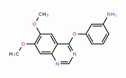 1188908-37-3 | 3-[(6,7-dimethoxy-4-quinazolinyl)oxy]aniline