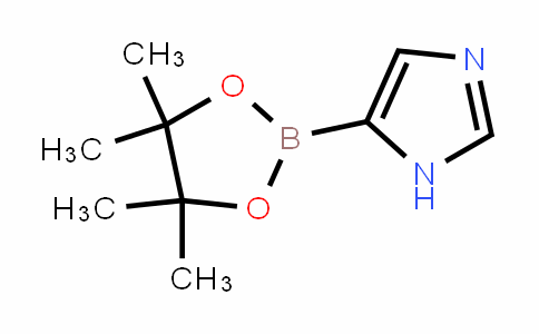 DY445799 | 1203671-64-0 | 5-(4,4,5,5-TetraMethyl-1,3,2-dioxaborolan-2-yl)-1H-iMidazole
