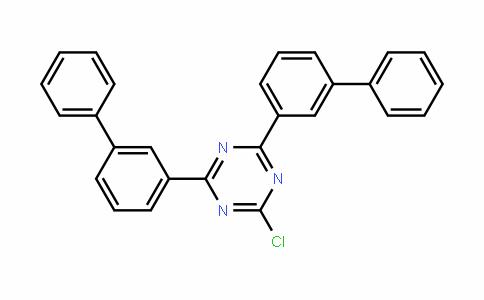 MC454358 | 1205748-61-3 | 1,3,5-triazine, 2,4-bis([1,1'-biphenyl]-3-yl)-6-chloro-