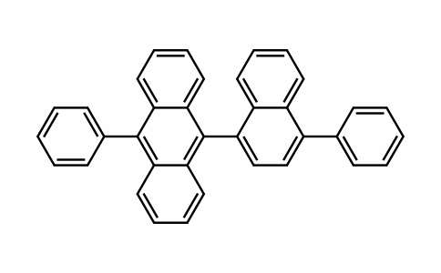 MC454378 | 1207336-74-0 | 9-Phenyl-10-(4-phenyl-naphthalen-1-yl)-anthracene