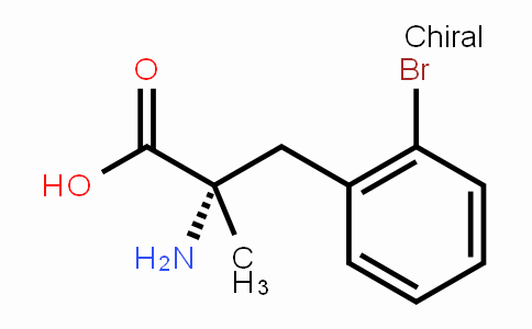1212180-27-2 | (S)-2-Amino-3-(2-bromophenyl)-2-methylpropanoic acid