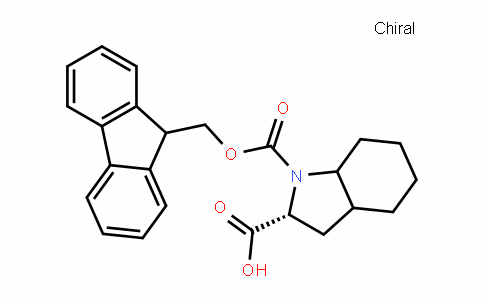 1217512-55-4 | (2R)-1-(((9H-Fluoren-9-yl)methoxy)carbonyl)octahydro-1H-indole-2-carboxylic acid