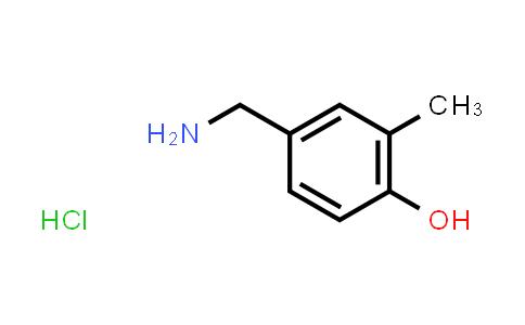 DY585210 | 1228880-52-1 | 4-(Aminomethyl)-2-methylphenol hydrochloride