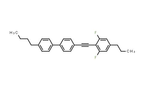 DY454662 | 1229648-10-5 | 4-Butyl-4'-((2,6-difluoro-4-propylphenyl)ethynyl)-1,1'-biphenyl