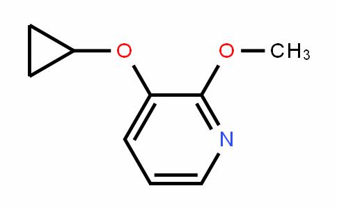 MC445622   1243390-68-2   3-cyclopropoxy-2-methoxypyridine