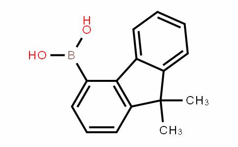 DY446551 | 1246022-50-3 | (9,9-Dimethyl-9H-fluoren-4-yl)boronic acid