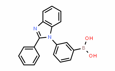 MC455533 | 1256723-93-9 | B-[3-(2-Phenyl-1H-benzimidazol-1-yl)phenyl]boronic acid
