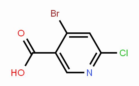 1256834-13-5 | 4-broMo-6-chloronicotinic acid