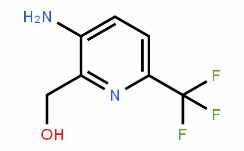 1260769-25-2 | (3-Amino-6-trifluoromethyl-pyridin-2-yl)-methanol