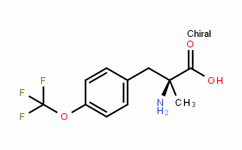 1269926-90-0 | (S)-2-Amino-2-methyl-3-(4-(trifluoromethoxy)phenyl)propanoic acid