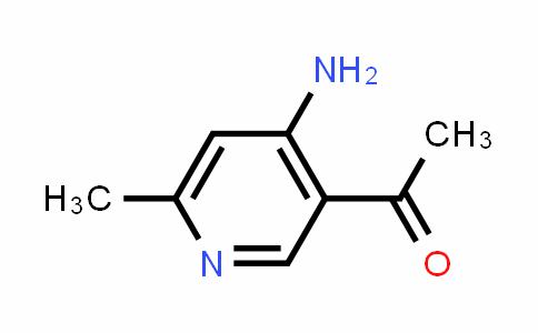 DY507342 | 127915-47-3 | 1-(4-Amino-6-methylpyridin-3-yl)ethanone