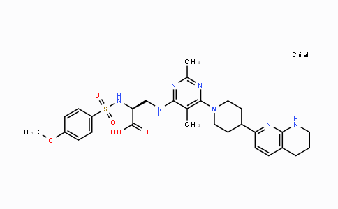 MC445252 | 1320346-97-1 | GLPG0187