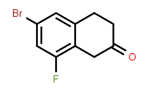 DY583903 | 1337857-08-5 | 6-Bromo-8-fluoro-3,4-dihydronaphthalen-2(1H)-one