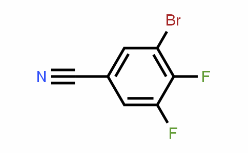 DY461397 | 1349715-72-5 | 3-Bromo-4,5-difluorobenzonitrile