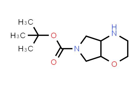 DY584135 | 1360364-21-1 | tert-butyl octahydropyrrolo[3,4-b]morpholine-6-carboxylate