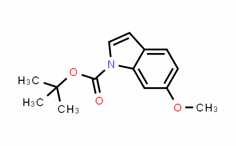 DY456779 | 138344-18-0 | 6-Methoxy-indole-1-carboxylic acid tert-butyl ester