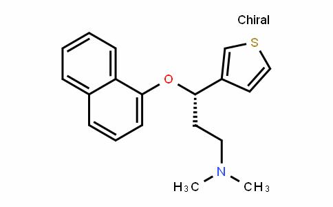 MC445531 | 1384080-33-4 | (S)-N,N-dimethyl-3-(naphthalen-1-yloxy)-3-(thiophen-3-yl) propan-1-amine