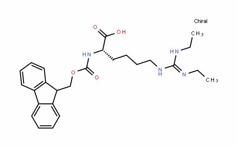 DY445374 | 1386327-04-3 | Fmoc-L-Har(Et)2-OH