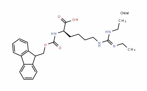 DY445375 | 1386327-10-1 | Fmoc-D-Har(Et)2-OH
