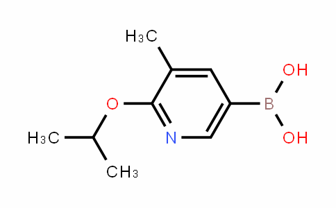 DY453160 | 1402238-33-8 | 2-Isopropoxy-3-methylpyridine-5-boronic acid