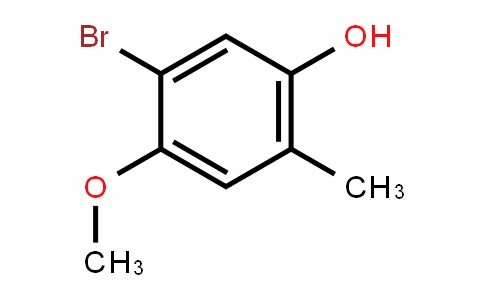 14078-73-0 | 5-Bromo-4-methoxy-2-methylphenol
