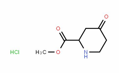 DY445807 | 1414958-07-8 | 4-Oxo-piperidine-2-carboxylic acid methyl ester hydrochloride