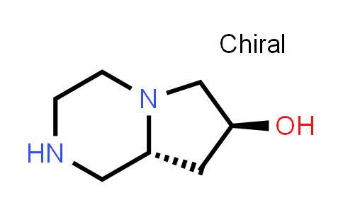 DY584028 | 1429200-47-4 | (7S,8aR)-octahydropyrrolo[1,2-a]piperazin-7-ol