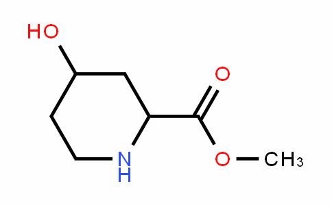 144913-66-6 | Methyl 4-hydroxypiperidine-2-carboxylate
