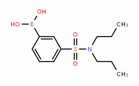 1449145-31-6 | 3-(Di-n-propylsulfamoyl)benzeneboronic acid