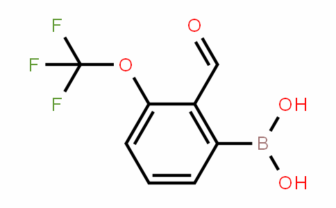1451392-92-9 | 2-Formyl-3-(trifluoromethoxy)phenylboronic acid