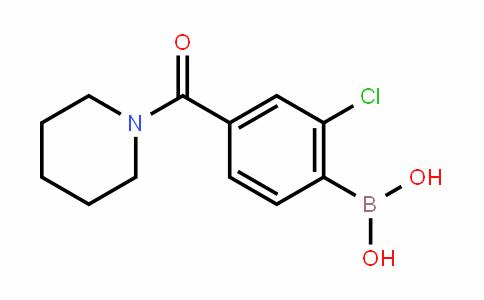 DY451875 | 1451392-96-3 | 2-Chloro-4-(1-piperidinylcarbonyl)benzeneboronic acid