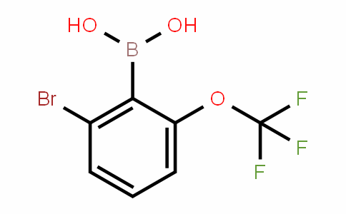 MC453566 | 1451393-18-2 | 2-Bromo-6-(trifluoromethoxy)phenylboronic acid