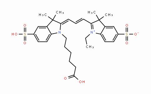 146368-13-0 | 磺酸基-Cy3羧酸