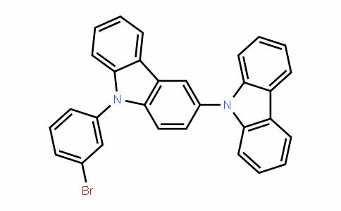 DY446799 | 1480890-43-4 | 9-(3-Bromophenyl)-3,9'-Bi-9H-carbazole