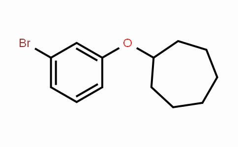 1546551-12-5 | Cycloheptane, (3-bromophenoxy)-
