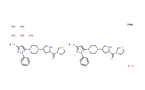 DY583901 | 1572583-29-9 | TeneligliptinHydrobromideHydrate