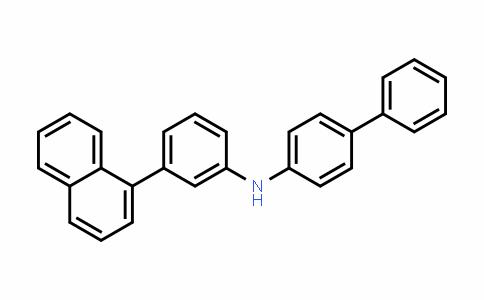 DY461392 | N-[3-(1-Naphthalenyl)phenyl]-[1,1'-Biphenyl]-4-amine