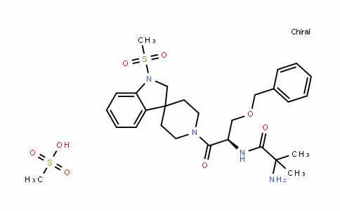 MC445645 | 159752-10-0 | 伊布莫仑甲磺酸盐