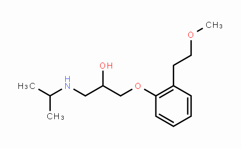 MC445489 | 163685-38-9 | 1-(isopropylamino)-3-(2-(2-methoxyethyl)phenoxy)propan-2-ol